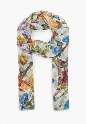 Палантин Dolce&Gabbana. Цвет: разноцветный