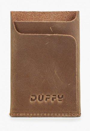 Кредитница Duffy. Цвет: коричневый