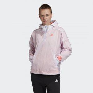 Анорак ID Sportswear adidas. Цвет: фиолетовый