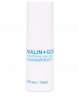 Гель Revitalizing для кожи вокруг глаз MALIN+GOETZ. Цвет: белый