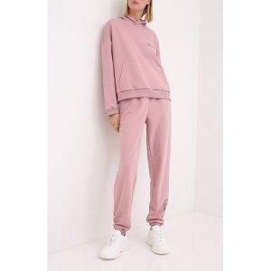 Спортивный костюм Seven Lab. Цвет: розовый