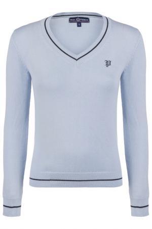 Пуловер Paul Parker. Цвет: голубой