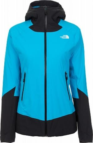 Куртка утепленная женская Impendor Insulated, размер 42-44 The North Face. Цвет: голубой