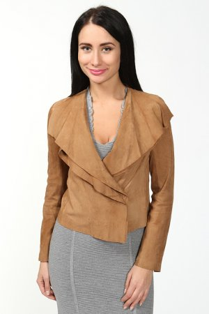 Жакет Benedetta Novi. Цвет: коричневый