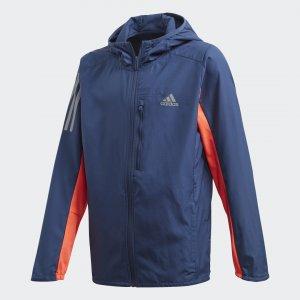 Ветровка для бега Own the Run Performance adidas. Цвет: красный