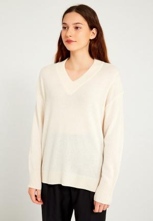 Пуловер Akhmadullina Dreams. Цвет: белый