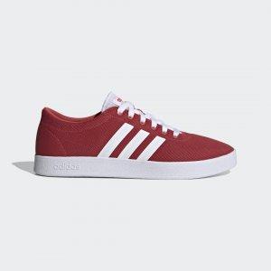 Кеды Easy Vulc Performance adidas. Цвет: красный