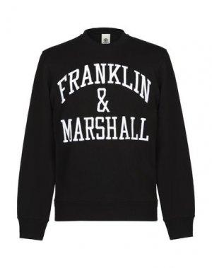 Толстовка FRANKLIN & MARSHALL. Цвет: черный