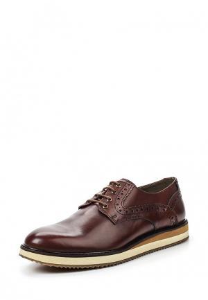 Туфли Frank Wright MARVIN. Цвет: коричневый