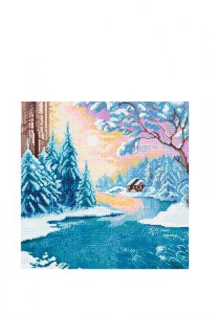 Набор мозаики Зимняя оттепель ФРЕЯ. Цвет: мультиколор