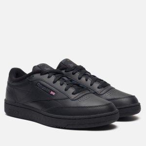 Мужские кроссовки Club C 85 Reebok. Цвет: чёрный