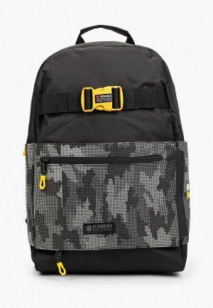 Рюкзак Element VAST SKATE BPK. Цвет: черный