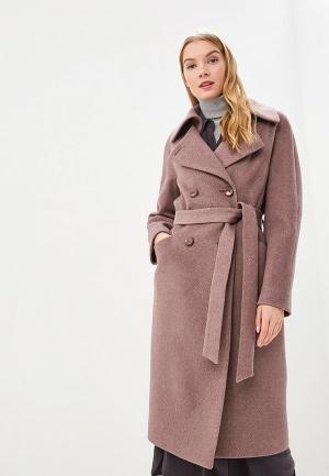 Пальто Avalon. Цвет: розовый