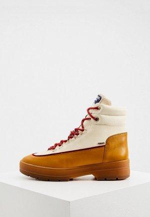 Ботинки Högl SONNBЬHEL. Цвет: коричневый