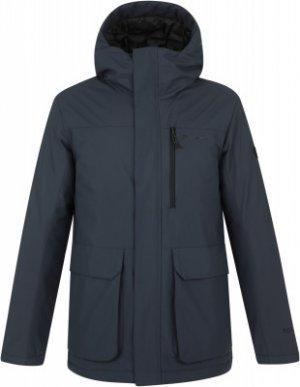 Куртка утепленная мужская , размер 46 Outventure. Цвет: синий