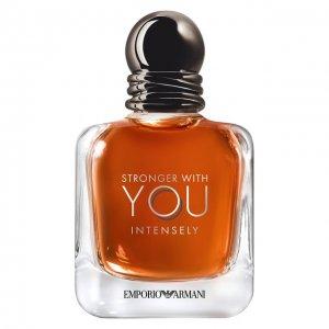 Парфюмерная вода Stronger With You Intensely Giorgio Armani. Цвет: бесцветный