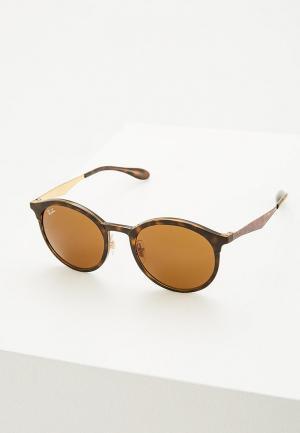 Очки солнцезащитные Ray-Ban® RB4277 628373. Цвет: коричневый