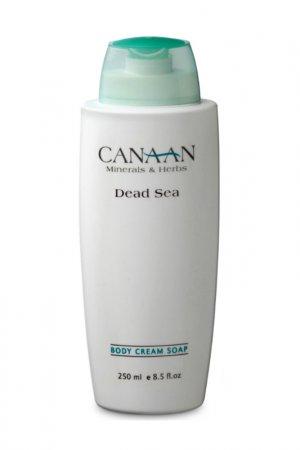 Крем мыло для тела Canaan. Цвет: белый