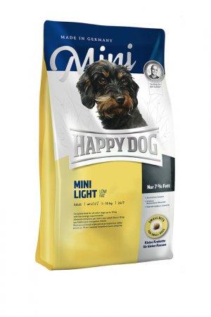 Сухой корм для собак 0,3 кг HAPPY DOG. Цвет: белый