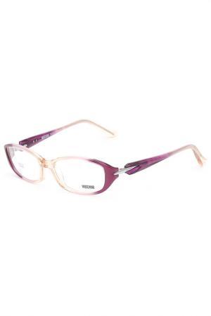 Оправа корригирующая Moschino. Цвет: 04 фиолетовый