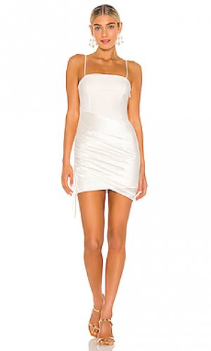 Платье juliette Cinq a Sept. Цвет: белый