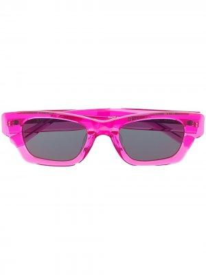 Солнцезащитные очки Ray AMBUSH. Цвет: розовый