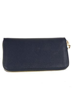 Wallet Caragatta. Цвет: blue