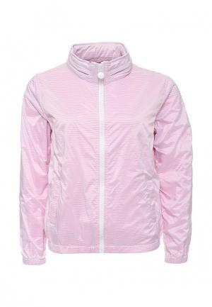 Ветровка Sela. Цвет: розовый