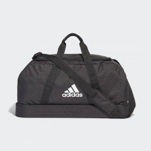 Спортивная сумка Tiro Primegreen Bottom Performance adidas. Цвет: черный