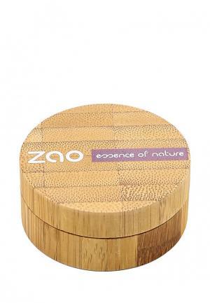 Тени для век ZAO Essence of Nature матовые 207 светло-оливковый, 3 г. Цвет: хаки