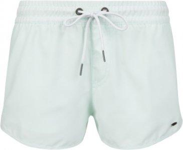 Шорты пляжные женские ONeill Solid, размер 46 O'Neill. Цвет: голубой