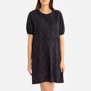 Платье LaRedoute. Цвет: серый