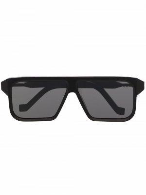 Солнцезащитные очки WL0003 VAVA Eyewear. Цвет: черный