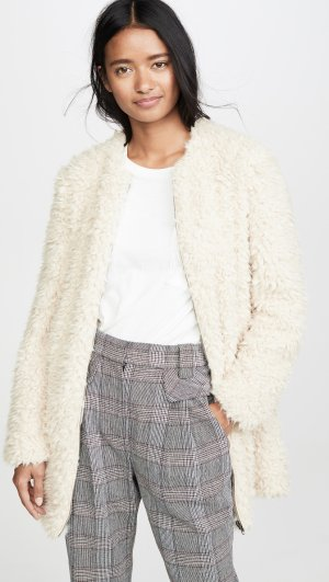 Soft Spot Faux Fur Jacket BB Dakota
