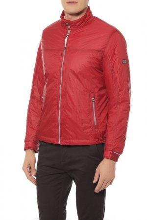 Куртка Bugatti. Цвет: красный