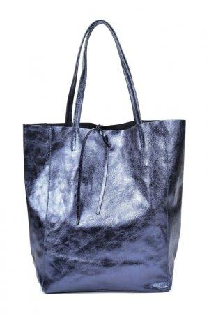 Bag CARLA FERRERI. Цвет: blue