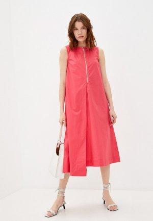 Платье Savage. Цвет: розовый