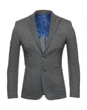 Пиджак ROY QUINN. Цвет: серый