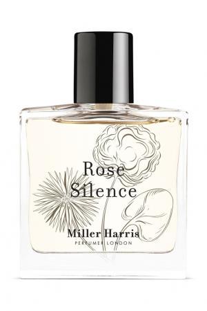 Парфюмерная вода Rose Silence, 50 ml Miller Harris. Цвет: без цвета