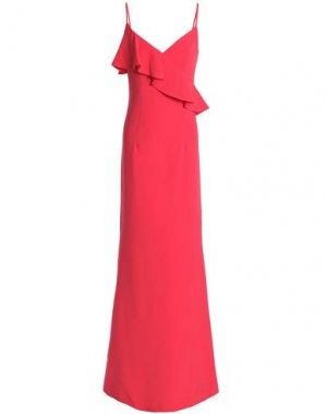 Длинное платье BLACK HALO EVE by LAUREL BERMAN. Цвет: коралловый