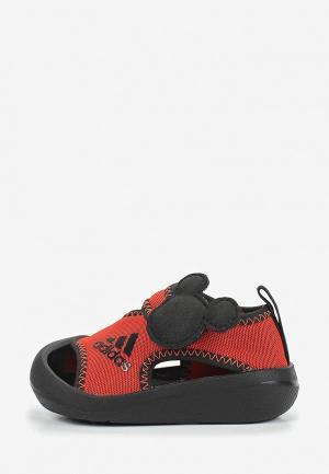Сандалии adidas AltaVenture Mickey I. Цвет: красный