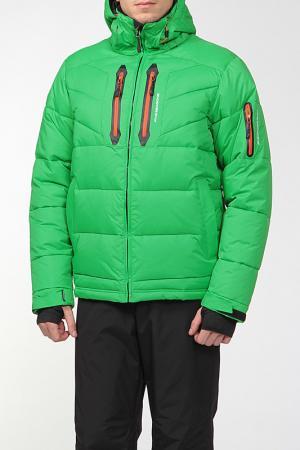Куртка LEWIS Five seasons. Цвет: зеленый