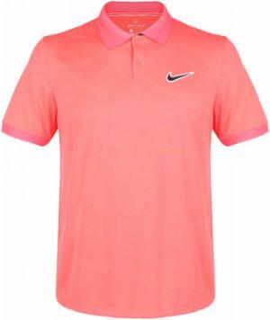 Поло мужское Court Breathe Advantage, размер 44-46 Nike. Цвет: розовый
