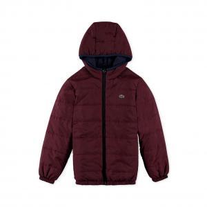 Куртка Lacoste. Цвет: бордовый