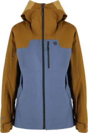 Ветровка женская Exposure/2™ Gore-Tex® Paclite Plus, размер 46 Mountain Hardwear. Цвет: синий