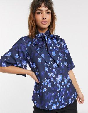 Блузка с бантом Closet-Мульти Closet London