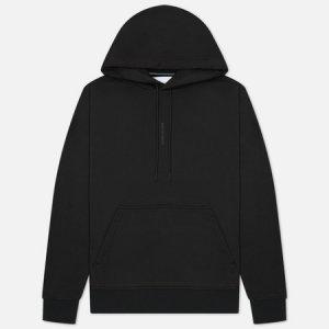 Мужская толстовка Instit Seasonal Back Logo Hoodie Calvin Klein Jeans. Цвет: чёрный