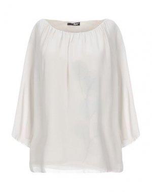 Блузка B.YU. Цвет: светло-серый
