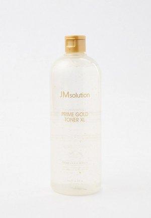 Тонер для лица JMsolution с коллоидным золотом, 600 мл. Цвет: прозрачный