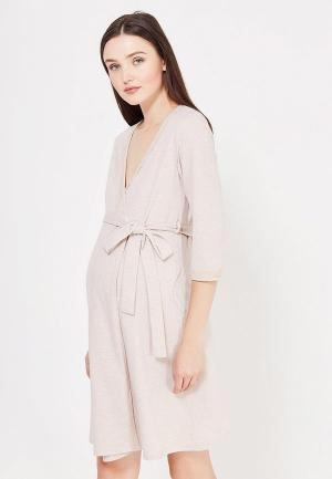 9b68aac13dbed Бежевая домашняя одежда для беременных купить в интернет-магазине ...